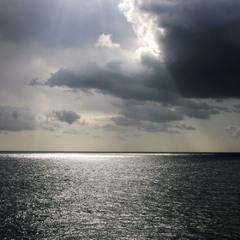 Когда море чернело