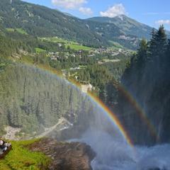Водопады Криммль 4. В спектре