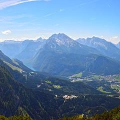 Альпйская панорама