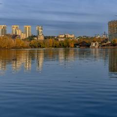 Ранковий погляд на місто