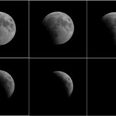Лунное затмение 27.07.2018