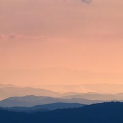 Графіка Карпатських гір