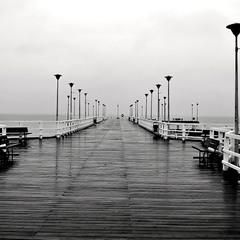 Untrodden quay...