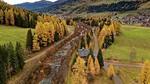 yellow alps