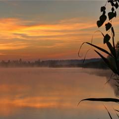 Світанок на озері 4, с.Єрки.