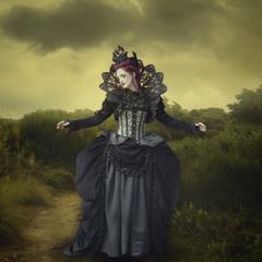 Вlack Queen