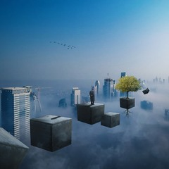 Идущий в облаках
