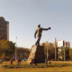 г. Донецк, пл. Шахтерская