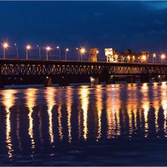 Самый старый мост Днепра