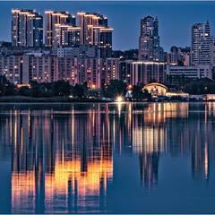Огни ночного города_2