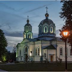Успенский кафедральный собор г. Миргород