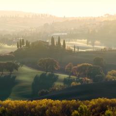 Тосканская мелодия.