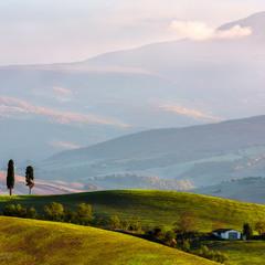 Tuscany autumn.