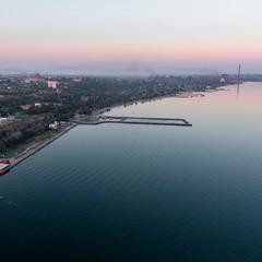 Мариупольский закат.