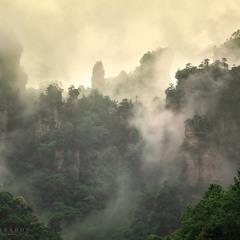 Парящие горы Пандоры.
