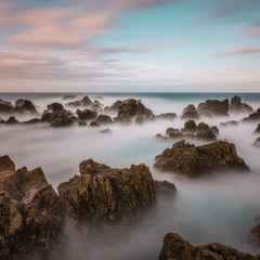 """Fog"" of the Atlantic Ocean."