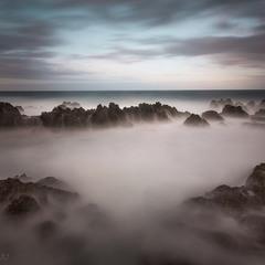 """Fog"" of the Atlantic Ocean III."