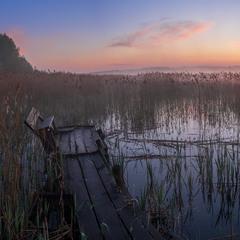 Озеро Черемошне