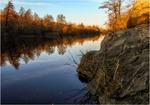 Река светлой осени...