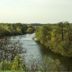 Река без солнца...