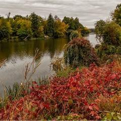 Река сентября...