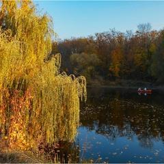 Осенняя идиллия...