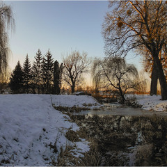 Вспоминая прошлую зиму...)