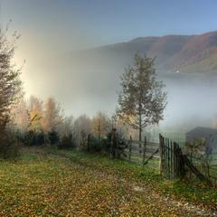 Калитка в туман