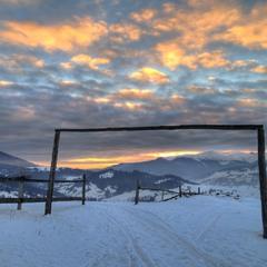 Врата в горы