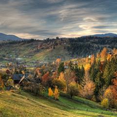 Згадуючи осінь…