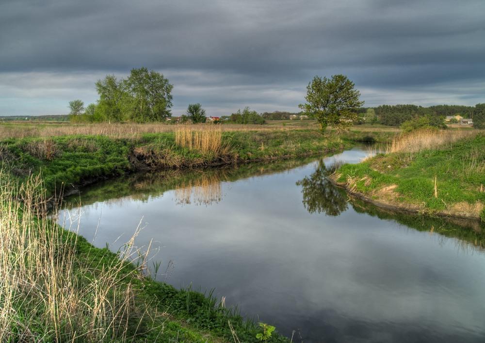 Гриневская река фото