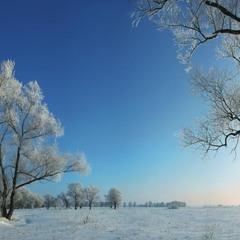Панорама января