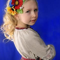 А я просто украинка, украиночка...