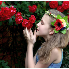 Мой цветочек
