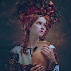 Ukrainian Madonna :)
