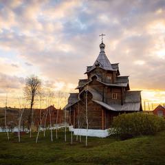 Сільська церква 2