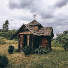 Маленька церква на Чигиринщині