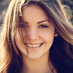 Щира усмішка)