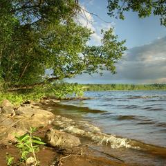 Озеро Перетно
