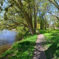 """Весна в парке """"Александрия"""""""