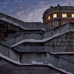Ночные стены