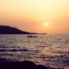 Вид на острів Каса