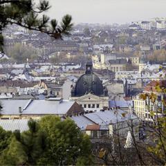 Львів з Високого замку