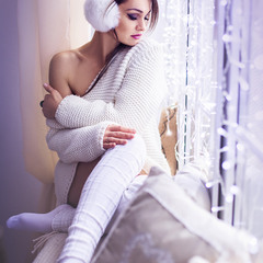 Зимняя ваниль