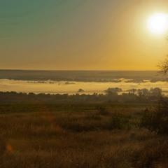 Вересневий ранок над Айдаром