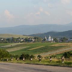 Панорама Прикарпаття