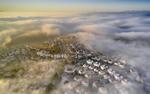 Туманы над городом ...