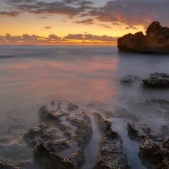 Про вечерние прогулки у берега моря...