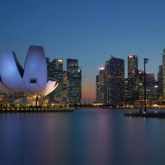 Добрый вечер Сингапур.!