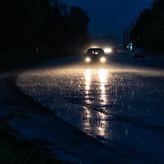 Дощ з градом